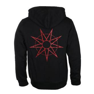 mikina pánská Slipknot - 9-Point Star - ROCK OFF - SKHD06MB