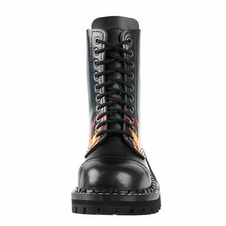 boty STEADY´S - 10 dírkové - Fire, STEADY´S