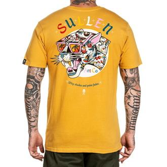tričko pánské SULLEN - FLASH PANTHER, SULLEN