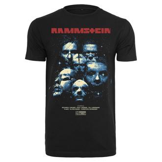 tričko pánské RAMMSTEIN - Sehnsucht Movie - black, RAMMSTEIN, Rammstein