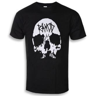 tričko pánské Rancid - Skull - Black - KINGS ROAD, KINGS ROAD, Rancid