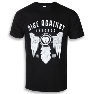 tričko pánské Rise Against - Wings - Black - KINGS ROAD, KINGS ROAD, Rise Against