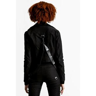 bunda dámská KILLSTAR - Freak Flag - BLACK, KILLSTAR