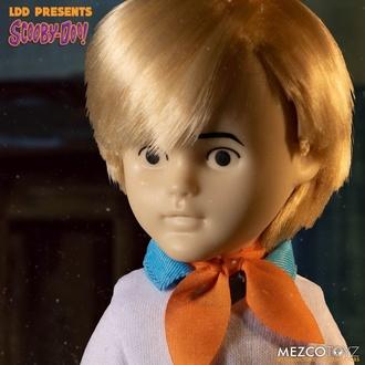 figurka (panenka) Scooby-Doo & Mystery - Living Dead Dolls - Fred, LIVING DEAD DOLLS, Scooby-Doo & Mystery