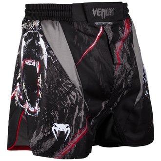 boxérské kraťasy pánské Venum - Grizzli - Black/White, VENUM
