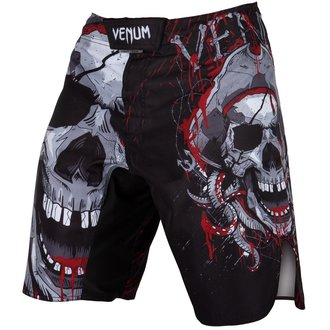 boxérské kraťasy VENUM - Pirate - Black/Red, VENUM