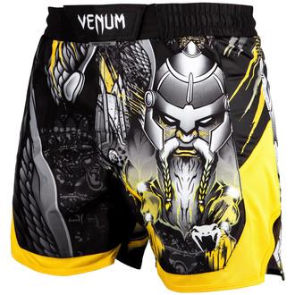 boxérské kraťasy pánské Venum - Viking 2.0 - Black/Yellow, VENUM
