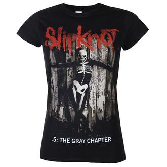 tričko dámské Slipknot - The Gray - Chapter Album - ROCK OFF, ROCK OFF, Slipknot