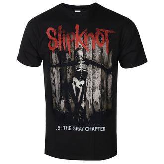 tričko pánské Slipknot - The Gray - Chapter Album - ROCK OFF, ROCK OFF, Slipknot