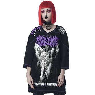 tričko unisex (dres) KILLSTAR - Future Sports Jersey - Black, KILLSTAR