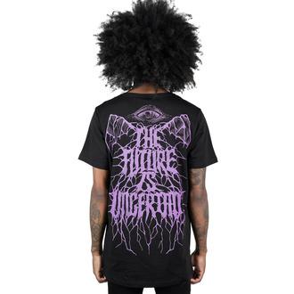 tričko unisex KILLSTAR - Future - Black, KILLSTAR