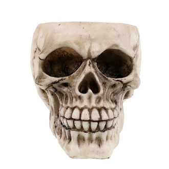 popelník (dekorace) Skull, NNM