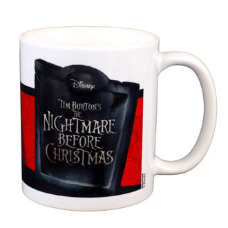 hrnek Nightmare Before Christmas - Jack Banner - PYRAMID POSTERS, NIGHTMARE BEFORE CHRISTMAS