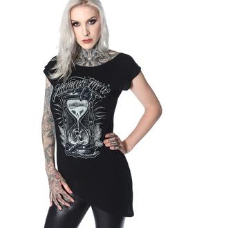tričko dámské HYRAW - MEMENTO MORI - FW19-W34