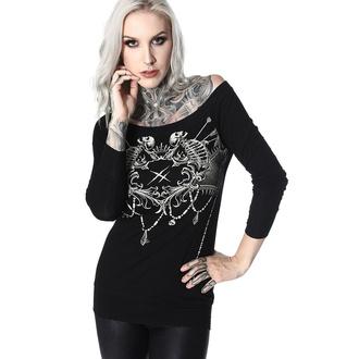 tričko dámské s dlouhým rukávem HYRAW - MANDALA MANCHES LONGUES - FW19-W39