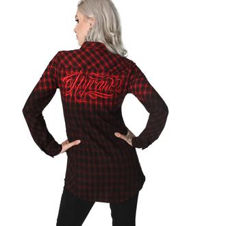 košile dámská HYRAW - Rouge - FW19-W41