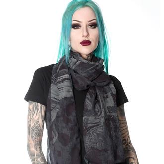 šátek (šála) HYRAW - Bandanabones and scarf Foulard skull, HYRAW