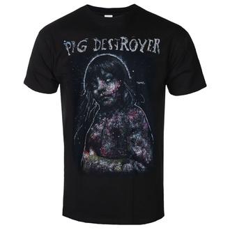 tričko pánské Pig Destroyer - Painter Of Dead Girls - Black - INDIEMERCH, INDIEMERCH, Pig Destroyer