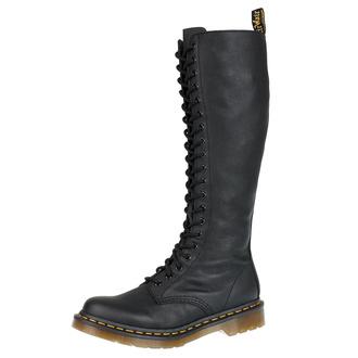 boty DR. MARTENS - 20 dírkové - 1B60 Virginia black, Dr. Martens