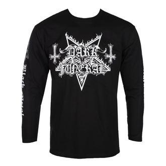 tričko pánské s dlouhým rukávem DARK FUNERAL - LOGO / BLACK METAL - RAZAMATAZ, RAZAMATAZ, Dark Funeral