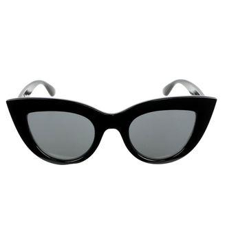 brýle sluneční dámské JEWELRY & WATCHES - Black, JEWELRY & WATCHES