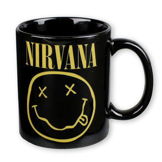 hrnek Nirvana - ROCK OFF, ROCK OFF, Nirvana