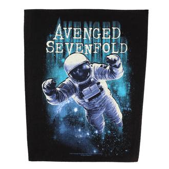 nášivka velká Avenged Sevenfold - Astronaut - RAZAMATAZ, RAZAMATAZ, Avenged Sevenfold