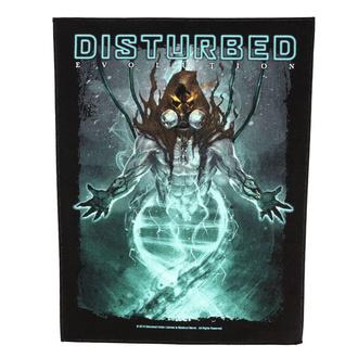nášivka velká Disturbed - Evolution - RAZAMATAZ, RAZAMATAZ, Disturbed