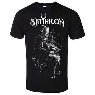 tričko pánské SATYRICON - Fanden - BLACK, NNM, Satyricon