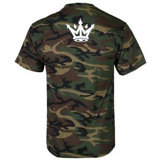 tričko pánské MAFIOSO - MAFIOSO PATCH - CAMO, MAFIOSO