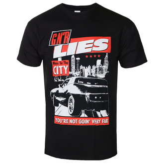 tričko pánské Guns N' Roses - Move To The City - ROCK OFF, ROCK OFF, Guns N' Roses