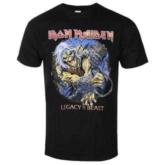 tričko pánské Iron Maiden - Eddie - ROCK OFF, ROCK OFF, Iron Maiden