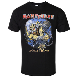 tričko pánské Iron Maiden - Eddie - ROCK OFF - IMTEE87MB