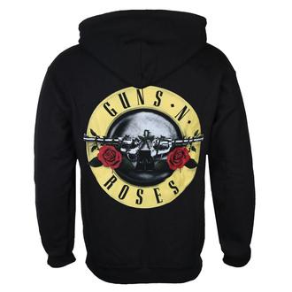 mikina pánská Guns N' Roses - Classic Logo, ROCK OFF, Guns N' Roses