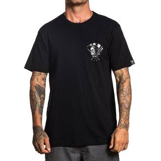 tričko pánské SULLEN - SCYTHE - BLACK, SULLEN