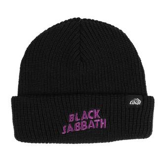 kulich Lakai Black x Sabbath - black, Lakai x Black Sabbath, Black Sabbath
