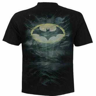 tričko pánské Spiral - Batman - CALL OF THE KNIGHT - Black, SPIRAL, Batman