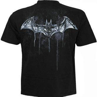 tričko pánské SPIRAL - Batman - NOCTURNAL - Black, SPIRAL, Batman