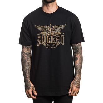 tričko pánské SULLEN - TRADITIONAL - BLACK - SCM1967_BK