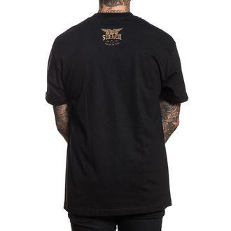 tričko pánské SULLEN - TRADITIONAL - BLACK, SULLEN