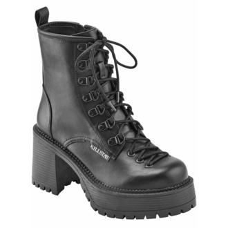boty dámské KILLSTAR - Gamora - Black - KSRA003928