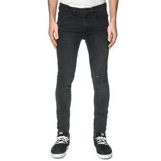 kalhoty pánské (jeans) GLOBE - G.04 Skinny - Beat Down Black, GLOBE