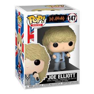 figurka Def Leppard - POP! - Joe Elliott, POP, Def Leppard