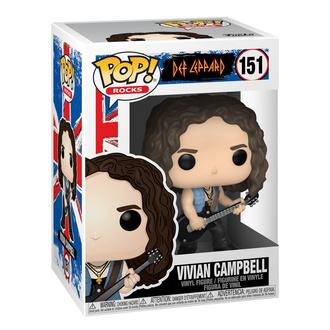 figurka Def Leppard - POP! - Vivian Campbell, POP, Def Leppard