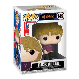 figurka Def Leppard - POP! - Rick Allen, POP, Def Leppard
