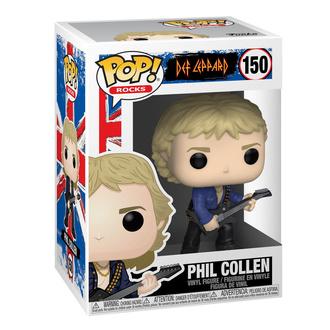 figurka Def Leppard - POP! - Phil Collen, POP, Def Leppard