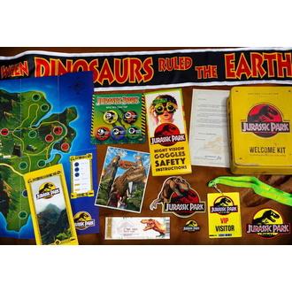 dárková krabička Jurassic Park - Welcome Kit - Standard Edition, NNM, Jurský park