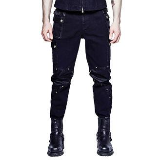 kalhoty pánské PUNK RAVE - Militarist, PUNK RAVE