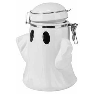 dekorace (dóza) KILLSTAR - Ghost - White - KSRA004574