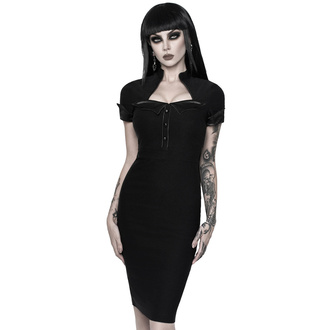 šaty dámské KILLSTAR - Ghoul Friend Midi - KSRA002567